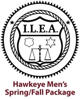 ILEA Men's Spring & Fall Uniform Package