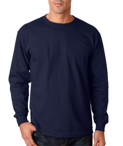 ILEA Navy T-Shirt, Long Sleeve
