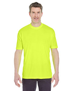 ILEA Mens Yellow T-Shirt
